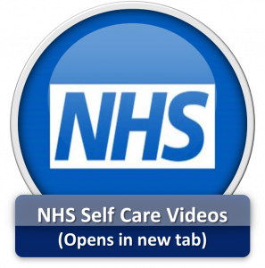 NHS Self Care Videos