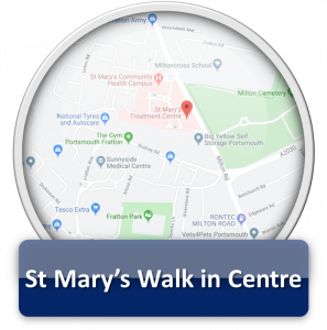 St Mary's Walk in Centre